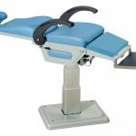 Fotel laryngologiczny elektryczny obrotowy 2061-2 2 silniki