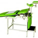 Fotel ginekologiczny mechaniczny 3011