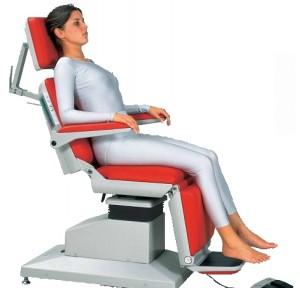 Fotel laryngologiczny MD800