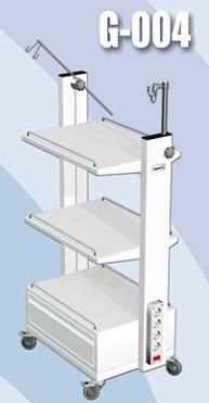 Stolik Pod Aparaturę Medyczną G 004 Videomed Mobile Version