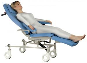 Fotel dializacyjny, do chemioterapii i pobierania krwi i dializ - model 855