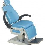 Laryngological electrically adjustable chair - 2061-2
