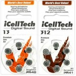iCella-Tech hearing aids batteries
