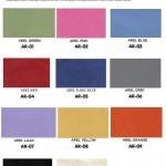 Stoły operacyjne Paleta kolorów