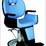 Hydraulic laryngological electrically adjustable chair 2042-1