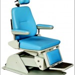 Laryngological electrically adjustable chair 2060