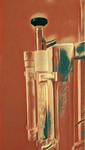Indukcyjny podgrzewacz endoskopów