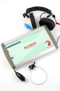 Audimeter kliniczny audio Videomed
