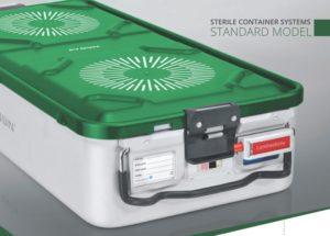 Systemy kontenerów sterylizacyjnych